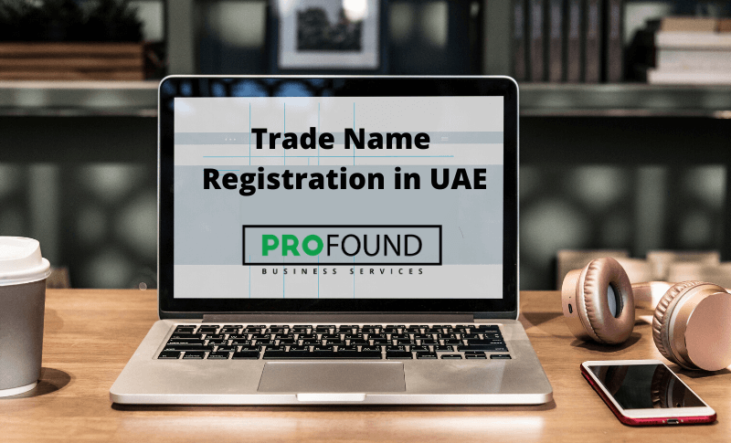 trade name registration in UAE