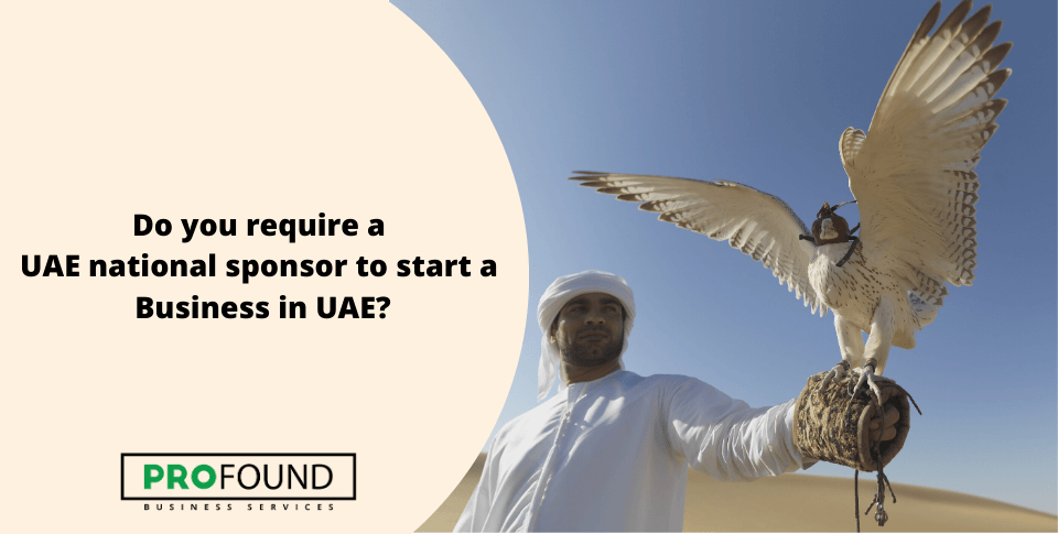 local sponsor in the UAE to start a business