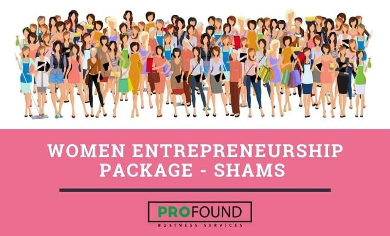 women entrepreneurship package